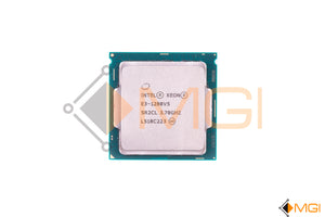 E5-1280 V5 SR2LC INTEL 3.70GHz QUAD CORE PROCESSOR FRONT VIEW