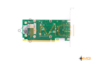 JTF63 DELL NVIDIA QUADRO NVS 310 512MB PCIE X16 BOTTOM VIEW