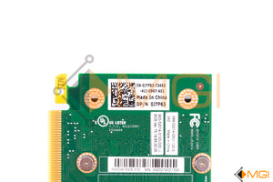 JTF63 DELL NVIDIA QUADRO NVS 310 512MB PCIE X16 DETAIL VIEW