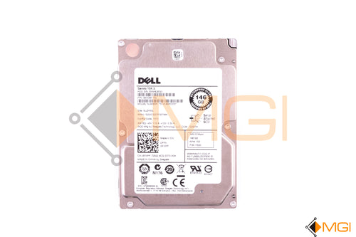 61XPF DELL 146GB 15K 6GB SFF 2.5