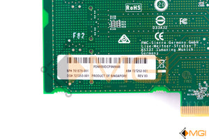 761879-001 HPE 12GB SAS EXPANDER CARD (HIGH PROFILE) - DETAIL VIEW