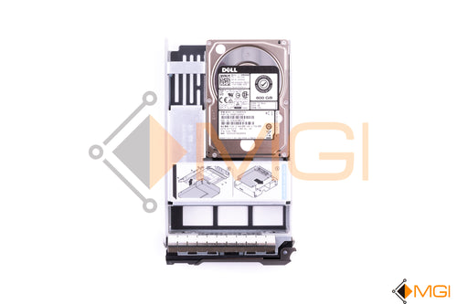 453KG DELL 600GB 10K 12G 2.5INCH SAS HDD W/ R- SERIES LFF TRAY (DC) -  TOP VIEW