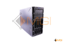 "Load image into Gallery viewer, DELL POWEREDGE T430 CTO - CONFIG 1 8 X 3.5"" LFF, 1 X (WC4DX) HEATSINK, 1 X (44GNF) RAID CONTROLLER, 2 X 495 WATT POWERSUPPLIES, DVD RW -  FRONT VIEW"