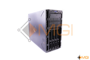 "DELL POWEREDGE T430 CTO - CONFIG 1 8 X 3.5"" LFF, 1 X (WC4DX) HEATSINK, 1 X (44GNF) RAID CONTROLLER, 2 X 495 WATT POWERSUPPLIES, DVD RW -  FRONT VIEW"