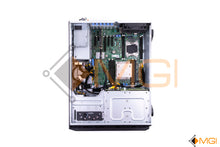 "Load image into Gallery viewer, DELL POWEREDGE T430 CTO - CONFIG 1 8 X 3.5"" LFF, 1 X (WC4DX) HEATSINK, 1 X (44GNF) RAID CONTROLLER, 2 X 495 WATT POWERSUPPLIES, DVD RW - DETAIL VIEW"