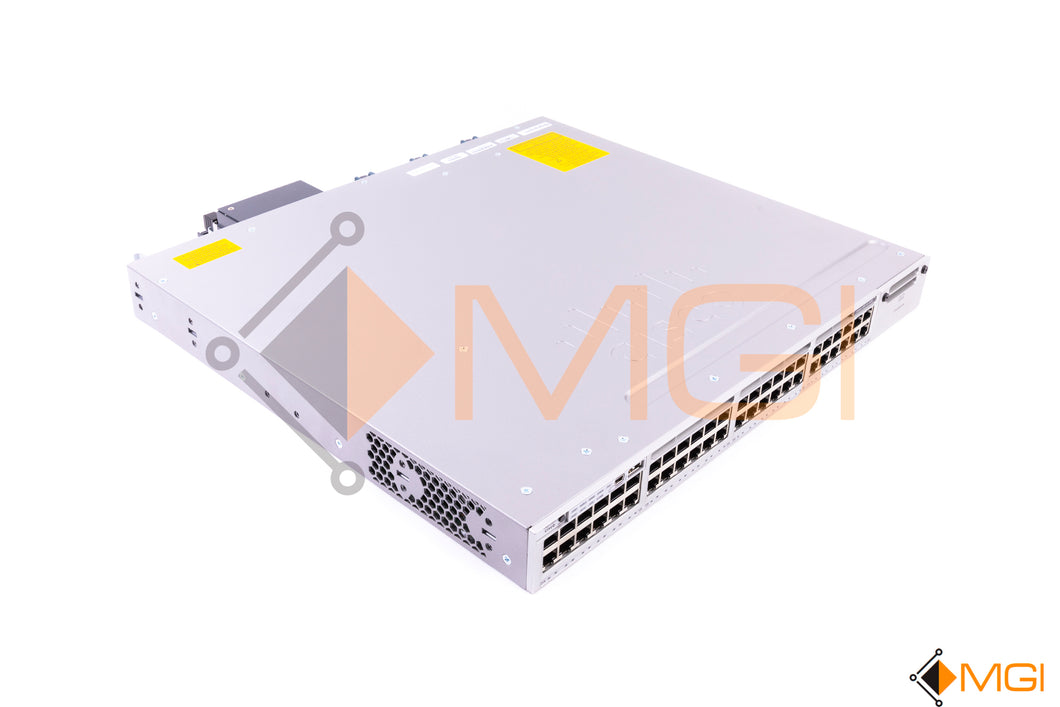 WS-C3850-48U-L CISCO WS-C3850-48U-L CATALYST 3850 48 PORT UP0E LAN BASE SWITCH V06 - FRONT VIEW