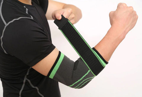 PowerFlexing™ Compression Elbow Sleeve
