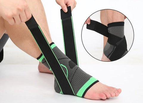 PowerFlexing™ Compression Ankle Sleeve