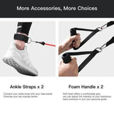 PowerFlexing™ Resistance Band Set