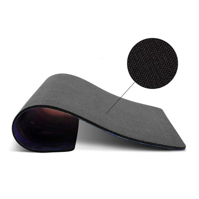 Non-Slip Rectangle Love Stone  Mouse Pad for Home Office and Gaming Desk - SunnySplit