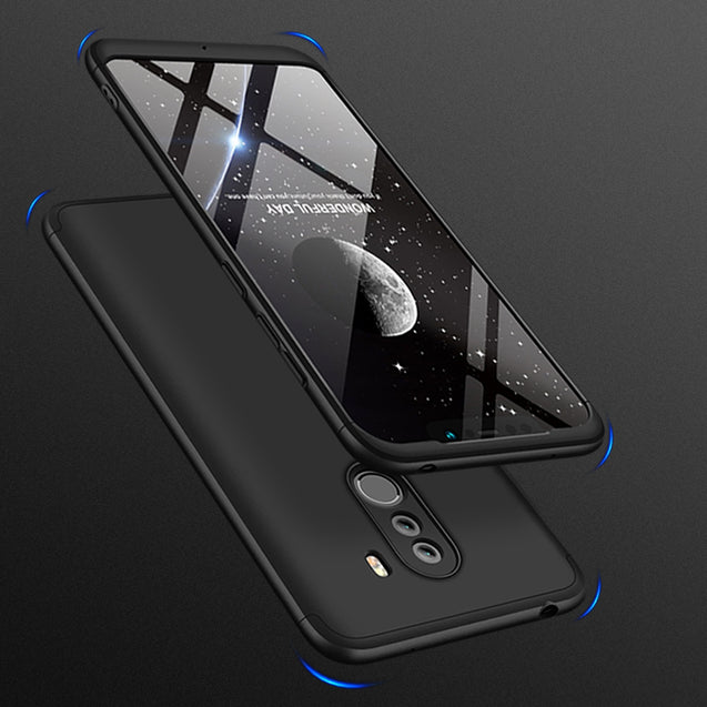 Full Protective Phone Case for Xiaomi Pocophone F1 - SunnySplit