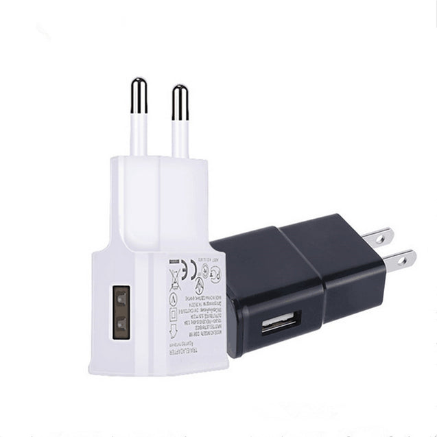 USB Wall Charger Universal Portable Travel Adapter - SunnySplit