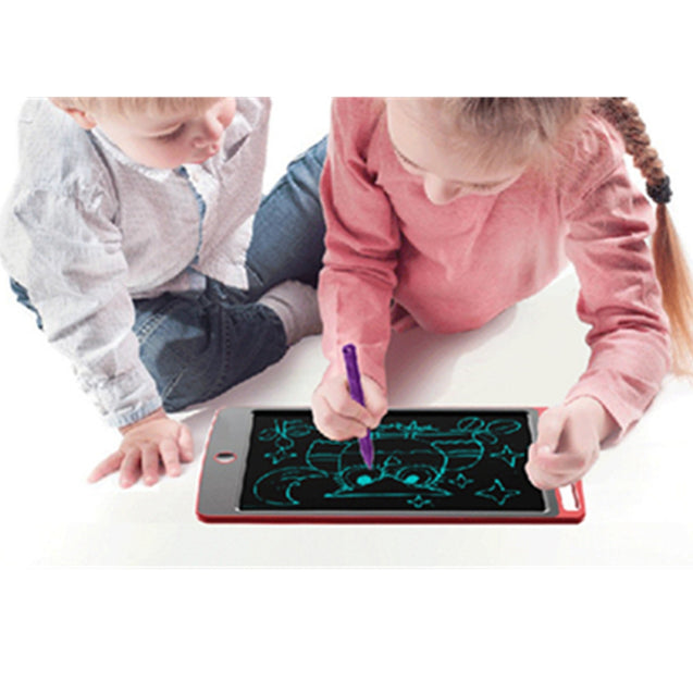 8.5 Inch LCD Writing Tablet- Electronic Writing Doodle Pad Drawing Board Gifts for Kids Office Writing Board - SunnySplit