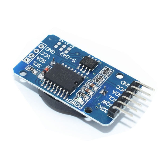 DS3231 AT24C32 High Precision Clock Module IIC Module Storage Module - SunnySplit