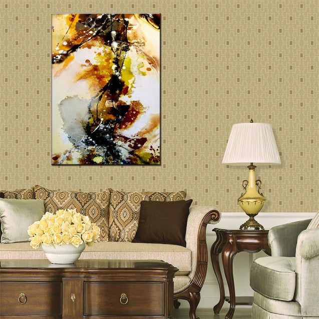 Hua Tuo Abstract Oil Painting 60 x 90cm OSR-160304 - SunnySplit