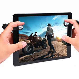 Tablet Game Controller Shooting and Trigger Fire Buttons L1R1 Mobile for iPad