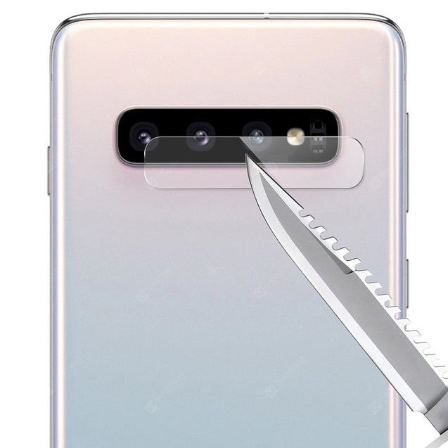 Camera Tempered Glass Screen Protector Film for Samsung Galaxy S10 / S10 Plus - SunnySplit
