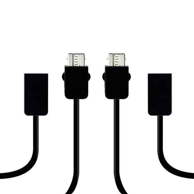 2Pcs Pack 3M NES Mini Classic Extension Controller Cable - SunnySplit