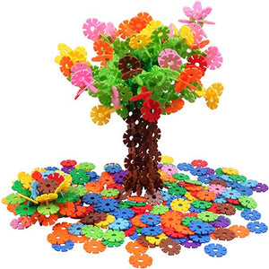 Thickening Plastic Hold The Baby Building block Educational Toy Assembled 100PCS - SunnySplit