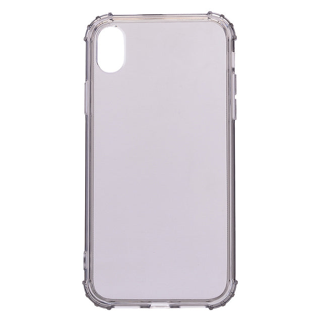 Case for iPhone XS Max Ultra-Slim Shockproof Transparent Back Cover - SunnySplit