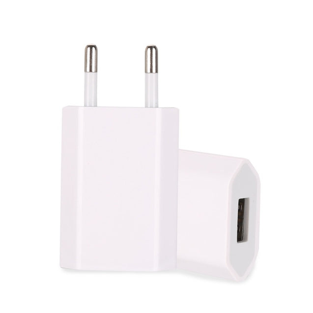 Mobile Phone Charger Power Adapter 5V/1A - SunnySplit