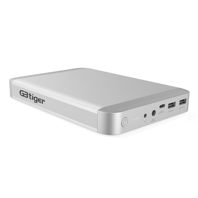 GBTIGER K3 36000mAh Type-C USB Portable Universal Laptop Power Bank for Macbook ( EU Plug ) - SunnySplit