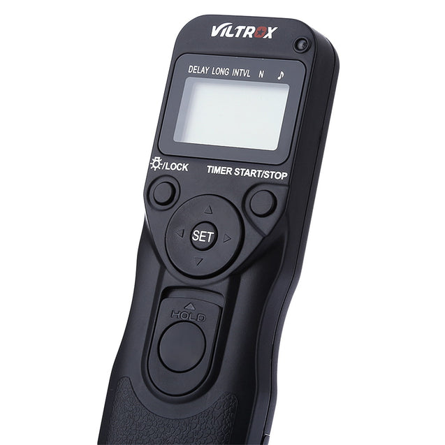 Viltrox JY 710 N1 Multi-function Wireless Digital Timer Remote Shutter Release Controller for Nikon - SunnySplit