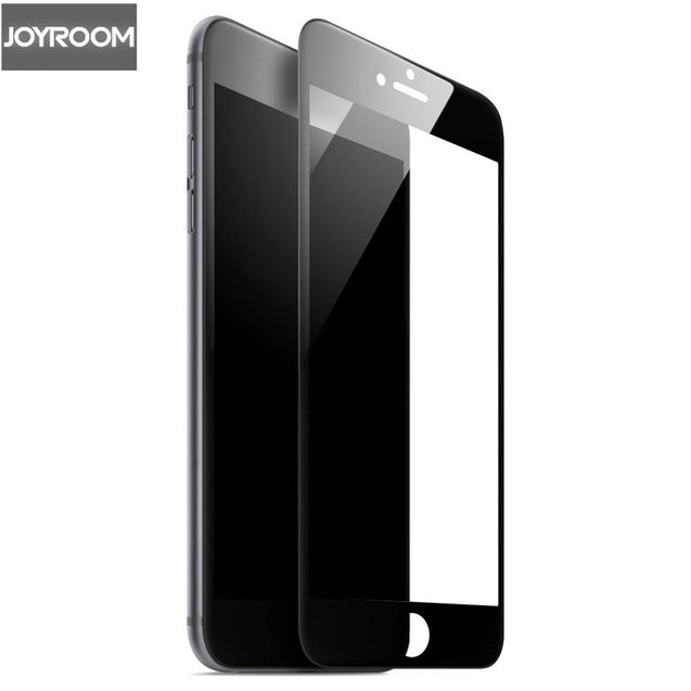 JOYROOM 9H 3D Toughened Glass Explosion-proof Curved Shatterproof Screen Protective Film for iPhone 6 Plus / 6S Plus 5.5 Inch - SunnySplit