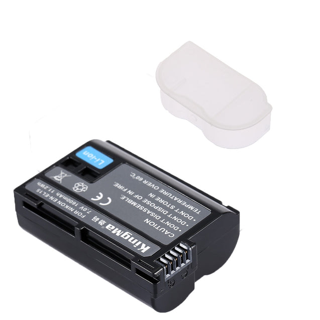 Kingma ENEL15 Rechargeable Camera Li-ion Battery for Nikon D7100 - SunnySplit