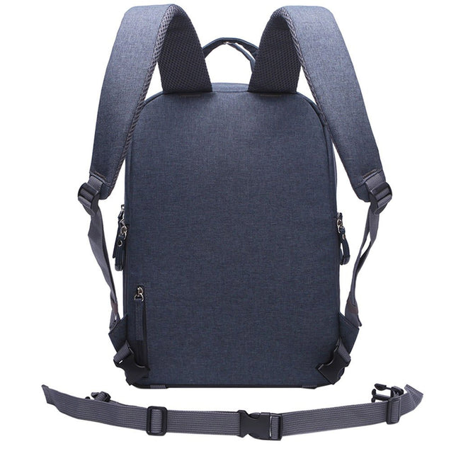 Caden L5 Stylish Nylon Multifunction Shockproof Camera Backpack Bag for Canon Nikon - SunnySplit