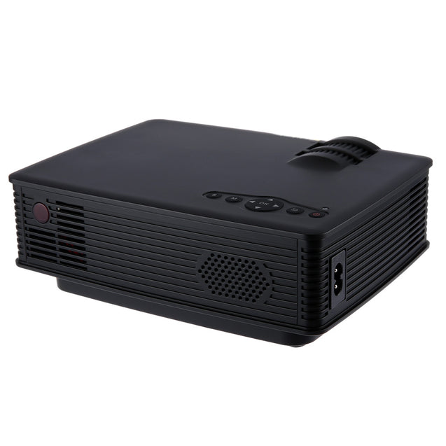 GP - 9 Mini  LCD Projector 2000 Lumens Support 1920 x 1080 - SunnySplit
