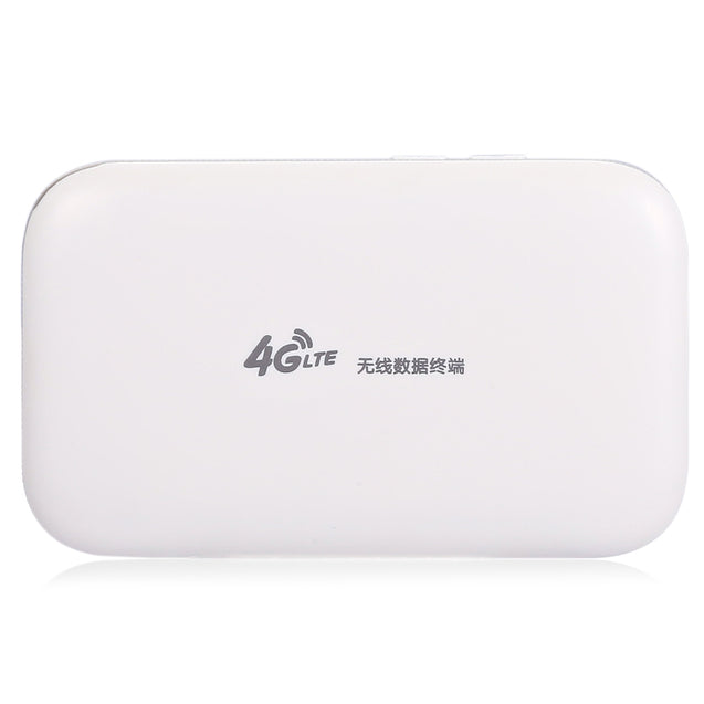 Kinle K5 4G / 3G LTE 150Mbps Wireless Mobile WiFi Hotspot Router with Color Display Screen - SunnySplit