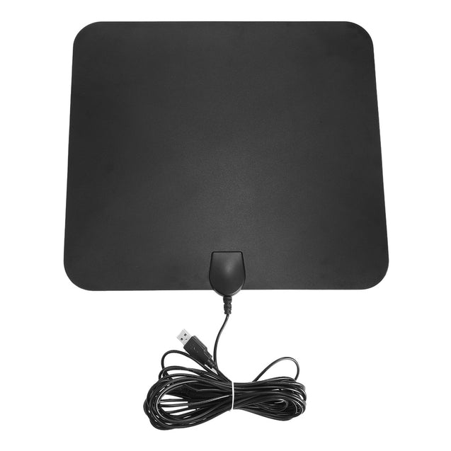 Digital HDTV Antenna 50 Miles Range USB Power Supply - SunnySplit