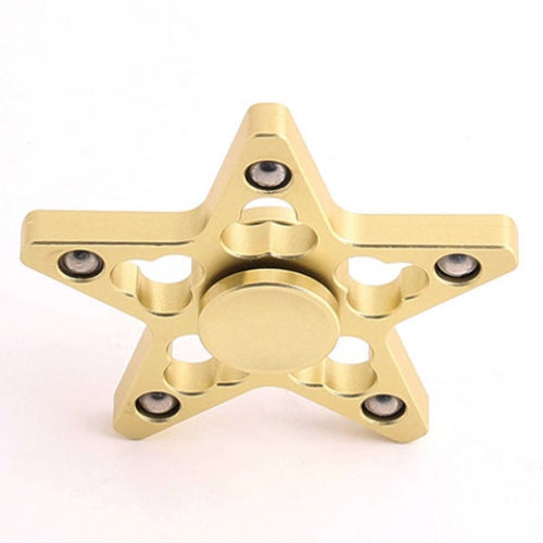 Stress Reducer Star Shaped EDC Fidget Spinner Finger Gyro - SunnySplit