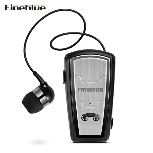 Fineblue FQ208 Bluetooth 4.0 Earbud Car Business Earphone - SunnySplit