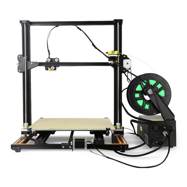 Creality3D CR - 10S4 Enlarged 400 x 400 x 400mm 3D DIY Desktop Printer Kit - SunnySplit