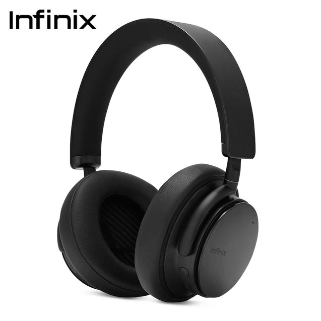 Infinix Quiet X Bluetooth Stretchable Headphone with Mic - SunnySplit