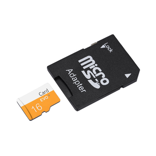 TF / Micro SD Card with Card Sleeve - SunnySplit