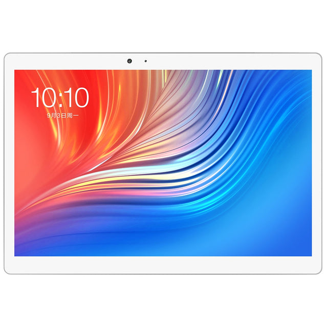 Teclast T20 4G Phablet Android 7.1 10.1 inch MT6797X ( X27 ) Deca Core 4GB RAM 64GB eMMC ROM Fingerprint Recognition 13.0 MP Double Cameras Bluetooth 4.0 Type-C Dual WiFi - SunnySplit