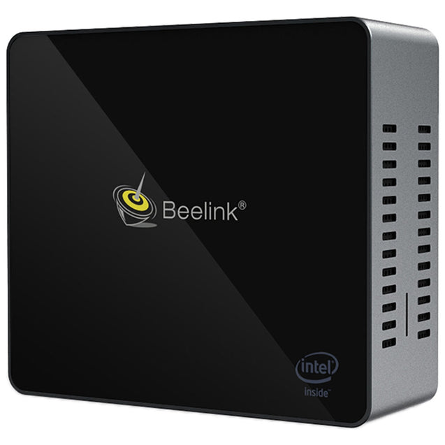 Beelink J45 Mini PC Intel Apollo Lake Pentium J4205 / 2.4GHz + 5.8GHz WiFi / BT4.0 / Support 4K H.265 - SunnySplit