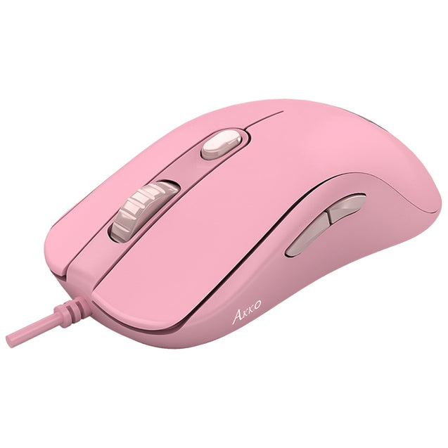 AKKO AG325 Symmetrical Game Mouse 5000DPI Original PMW3325 Chip / Omron Micro Motion - SunnySplit