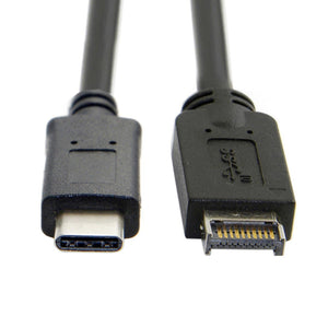 CY UC - 027 USB 3.1 to Type-C Male Extension Data Cable 50cm - SunnySplit