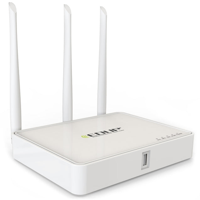 EDUP EP - RT2631 300Mbps Enterprise High Power Wireless Router - SunnySplit