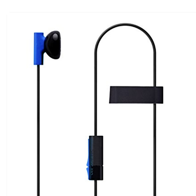 Headset Earbud Microphone Earpiece for  Sony Playstation 4 ( PS4 ) Controller Headphones - SunnySplit