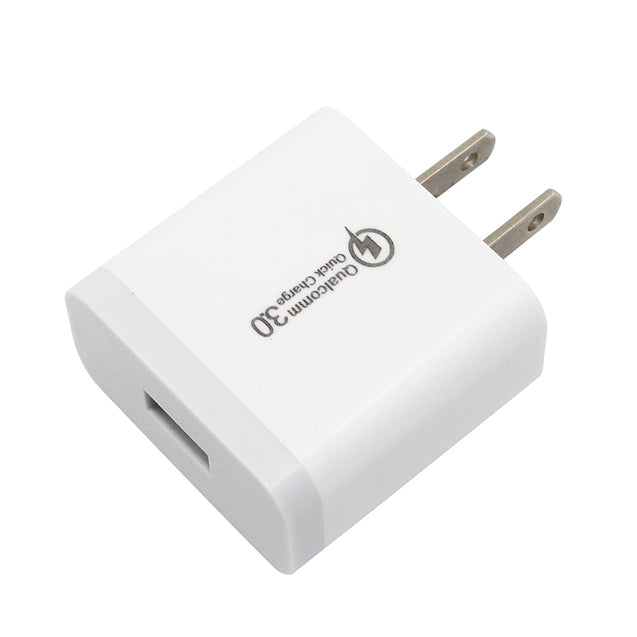 Minismile 18W Smart Travel Quick Charging 3.0 Charger Power Adapter for Xiaomi - SunnySplit