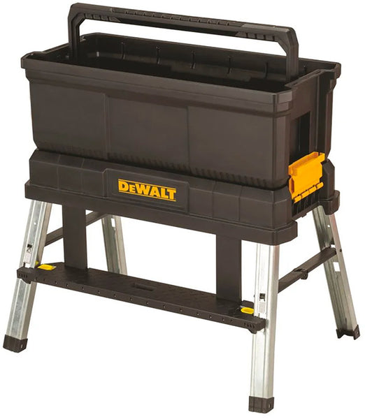 Dewalt Step Stool Tool Box Could be a Useful 2-in-1