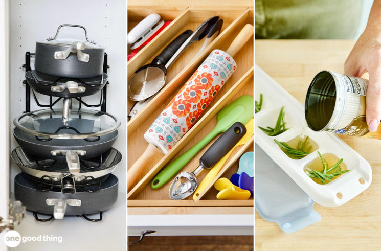 7 Of The Smartest Kitchen Organizers You Can Get For Under $30