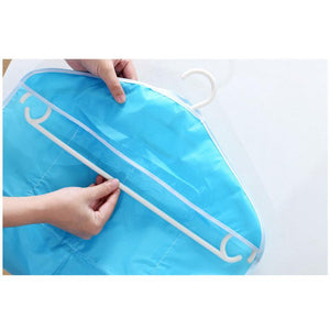16 Pockets Hanging Bag Socks Bra Underwear Rack Hanger Storage Organizer Buggy Bag