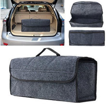Load image into Gallery viewer, Car Trunk Seat Back Rear Storage Organizer Hanger Storage Bins