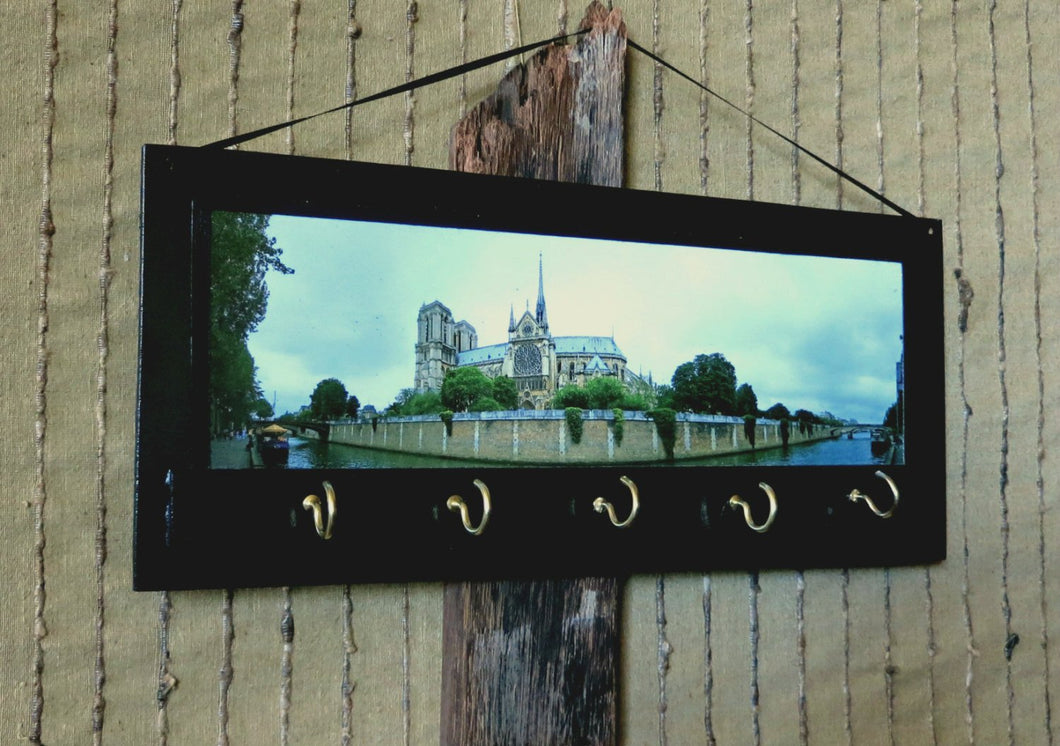 Notre-Dame Paris France Key Rack